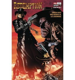 ARTISTS WRITERS & ARTISANS INC REDEMPTION #1 CVR A DEODATO JR