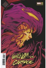 Marvel Comics KING IN BLACK GWENOM VS CARNAGE #2 (OF 3) VF, color rub on cover