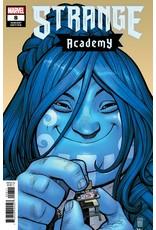 Marvel Comics STRANGE ACADEMY #8 ART ADAMS CHARACTER SPOTLIGHT VAR