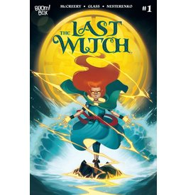 BOOM ENTERTAINMENT LAST WITCH #1 2ND PTG