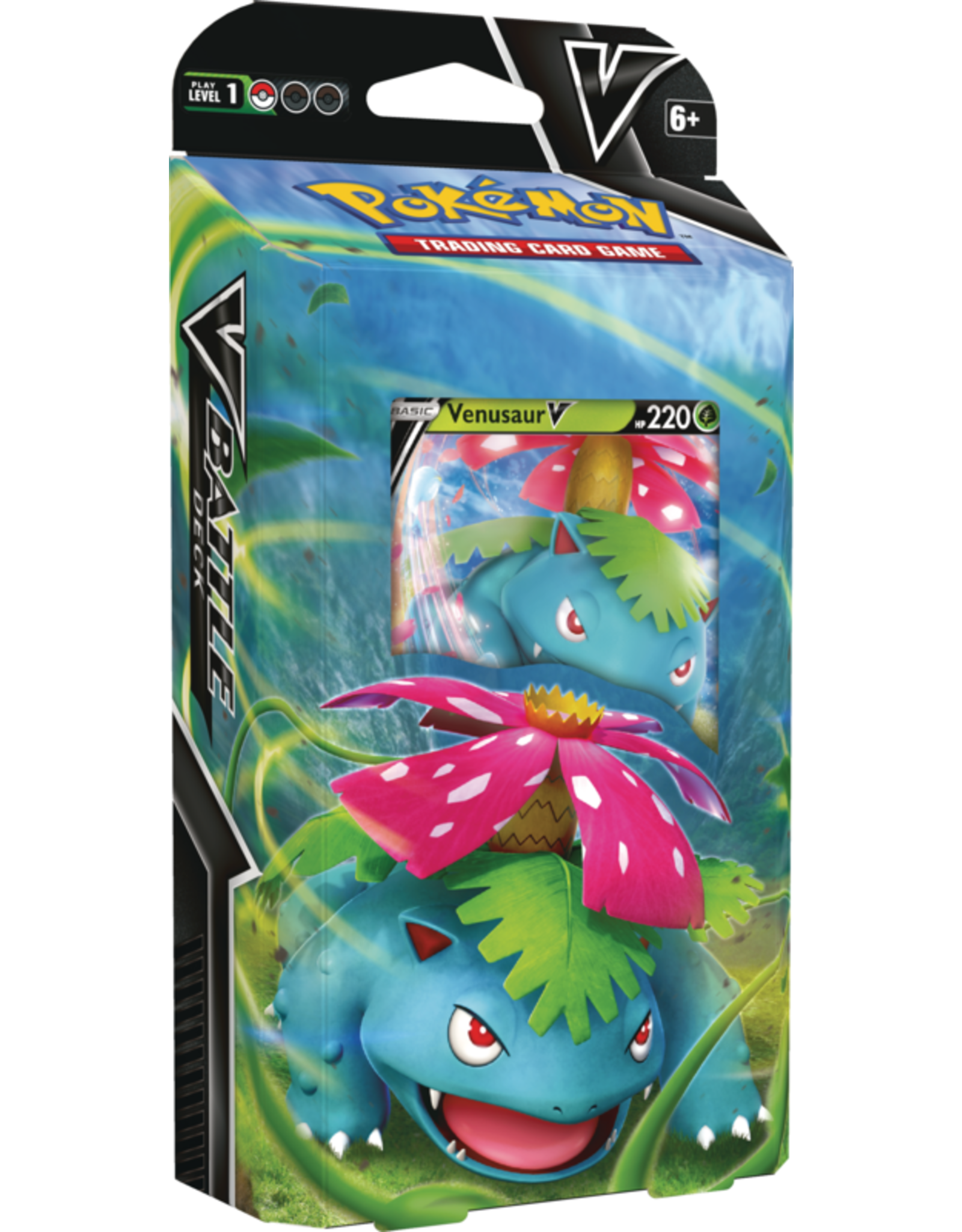 Pokemon Pokemon Trading Card Game: V Battle Deck VENUSAUR
