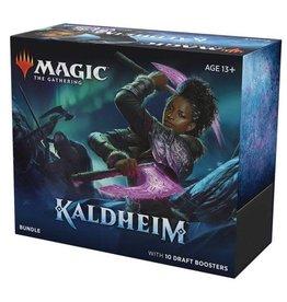 Magic the Gathering Magic the Gathering: Kaldheim Bundle