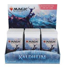 Magic the Gathering Magic the Gathering: Kaldheim SET Booster Box (30)