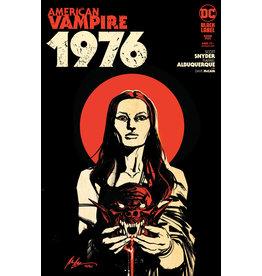 DC Comics AMERICAN VAMPIRE 1976 #5 (OF 9) CVR A RAFAEL ALBUQUERQUE
