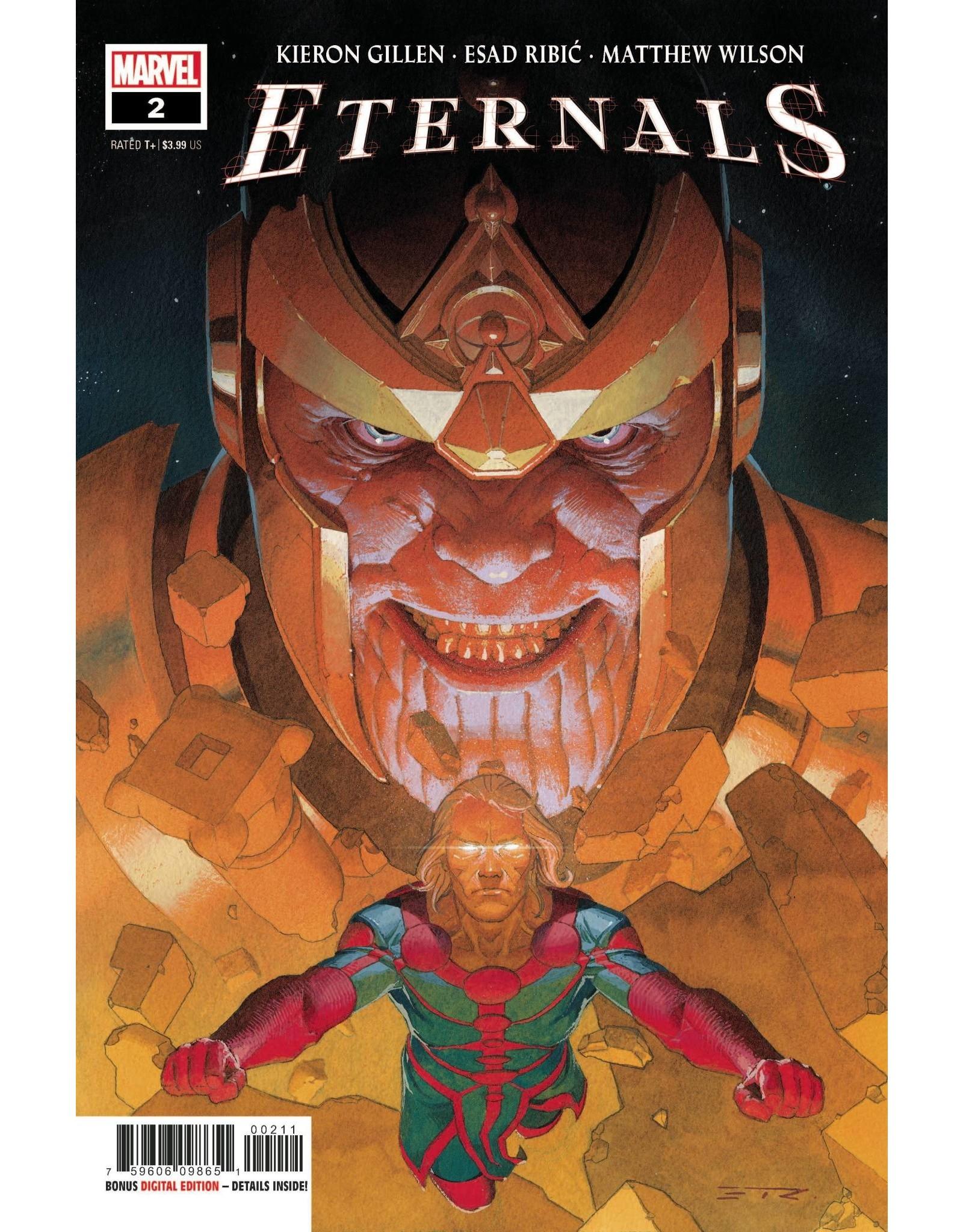 Marvel Comics ETERNALS #2