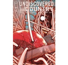 UNDISCOVERED COUNTRY #12 CVR A CAMUNCOLI