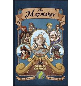 SCOUT COMICS - SCOOT MAPMAKER #1