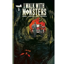 I WALK WITH MONSTERS #3 CVR A CANTIRINO