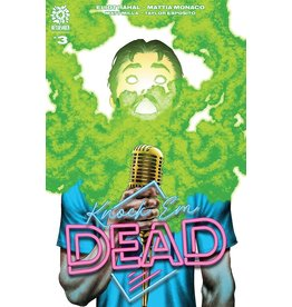 AFTERSHOCK COMICS KNOCK EM DEAD #3 ANDY CLARKE CVR