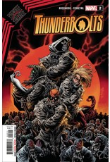 Marvel Comics KING IN BLACK THUNDERBOLTS #2 (OF 3)
