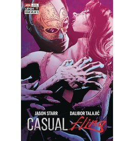 ARTISTS WRITERS & ARTISANS INC CASUAL FLING #1 CVR B DEODATO JR