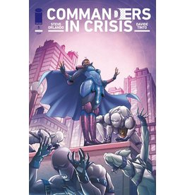 Image Comics COMMANDERS IN CRISIS #5 (OF 12) CVR A TINTO