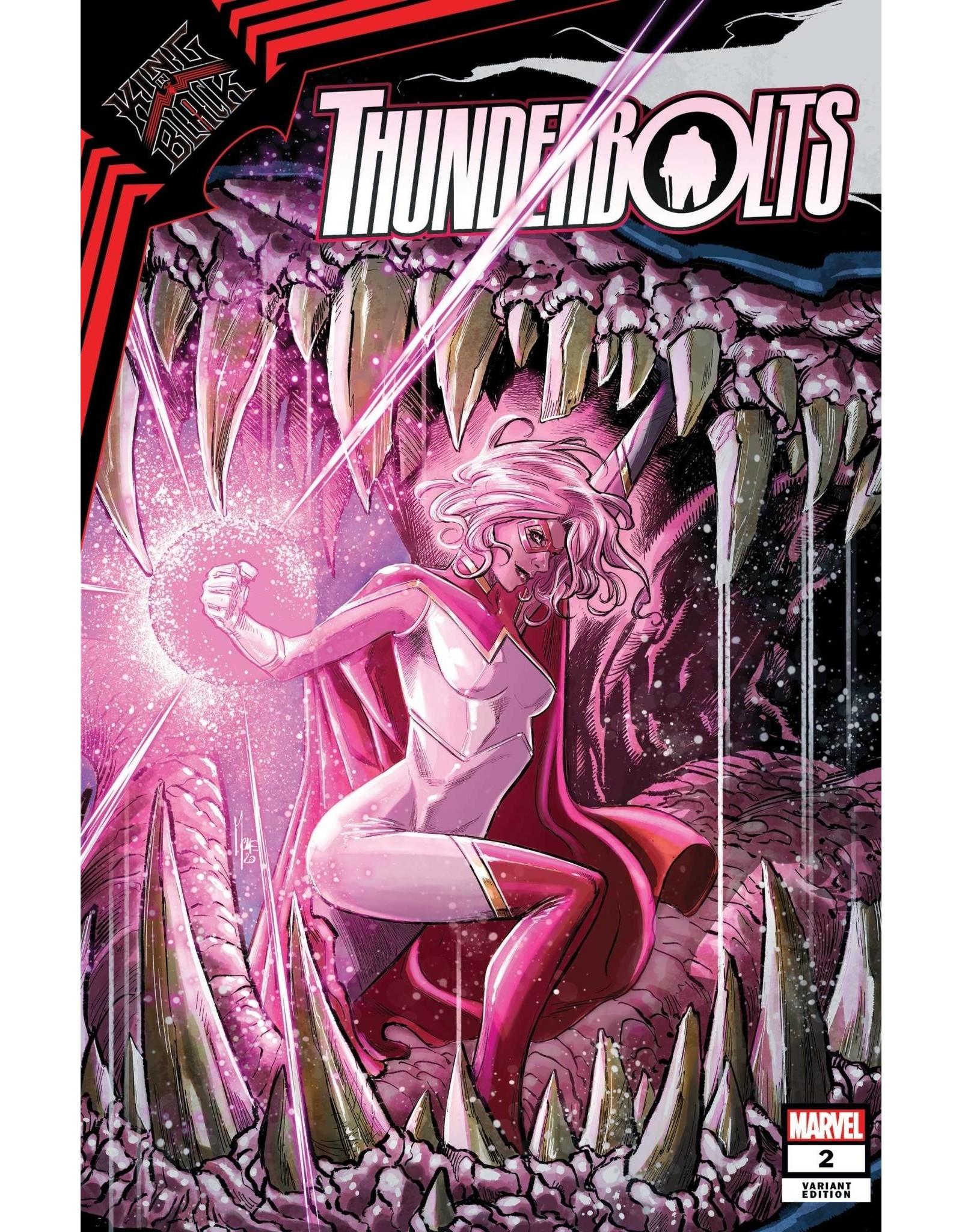 Marvel Comics KING IN BLACK THUNDERBOLTS #2 (OF 3) CHECCHETTO VAR