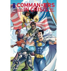 Image Comics COMMANDERS IN CRISIS #5 (OF 12) CVR B CHIN