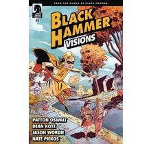 BLACK HAMMER VISIONS #1 (OF 8)