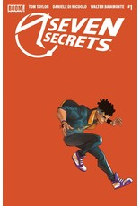 BOOM ENTERTAINMENT SEVEN SECRETS #1 5TH PTG