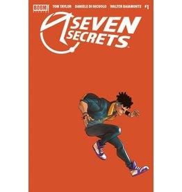 BOOM ENTERTAINMENT SEVEN SECRETS #1 5TH PTG