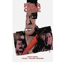 FEAR CASE #1 (OF 4) 2ND PTG