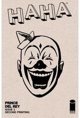 Image Comics HAHA #1 (OF 6) 2ND PTG
