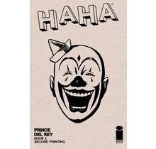 HAHA #1 (OF 6) 2ND PTG