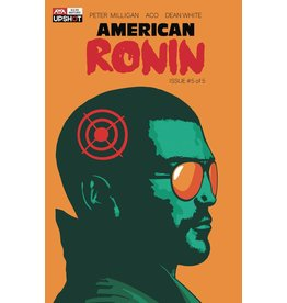 ARTISTS WRITERS & ARTISANS INC AMERICAN RONIN #5 (OF 5)