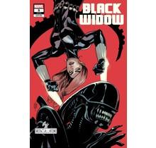 BLACK WIDOW #5 DODSON MARVEL VS ALIEN VAR