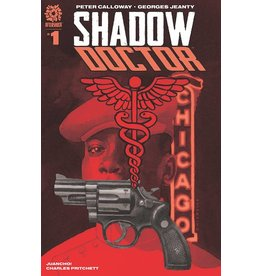 AFTERSHOCK COMICS SHADOW DOCTOR #1 CVR A CHIARELLO VAR