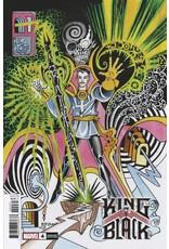 Marvel Comics KING IN BLACK #4 (OF 5) BEDERMAN TATTOO VAR