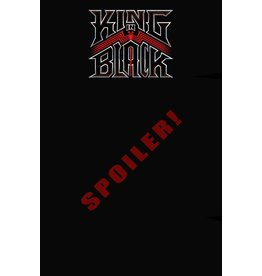 Marvel Comics KING IN BLACK #4 (OF 5) RIVERA SPOILER VAR