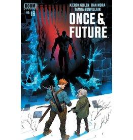 Boom! Studios ONCE & FUTURE #16