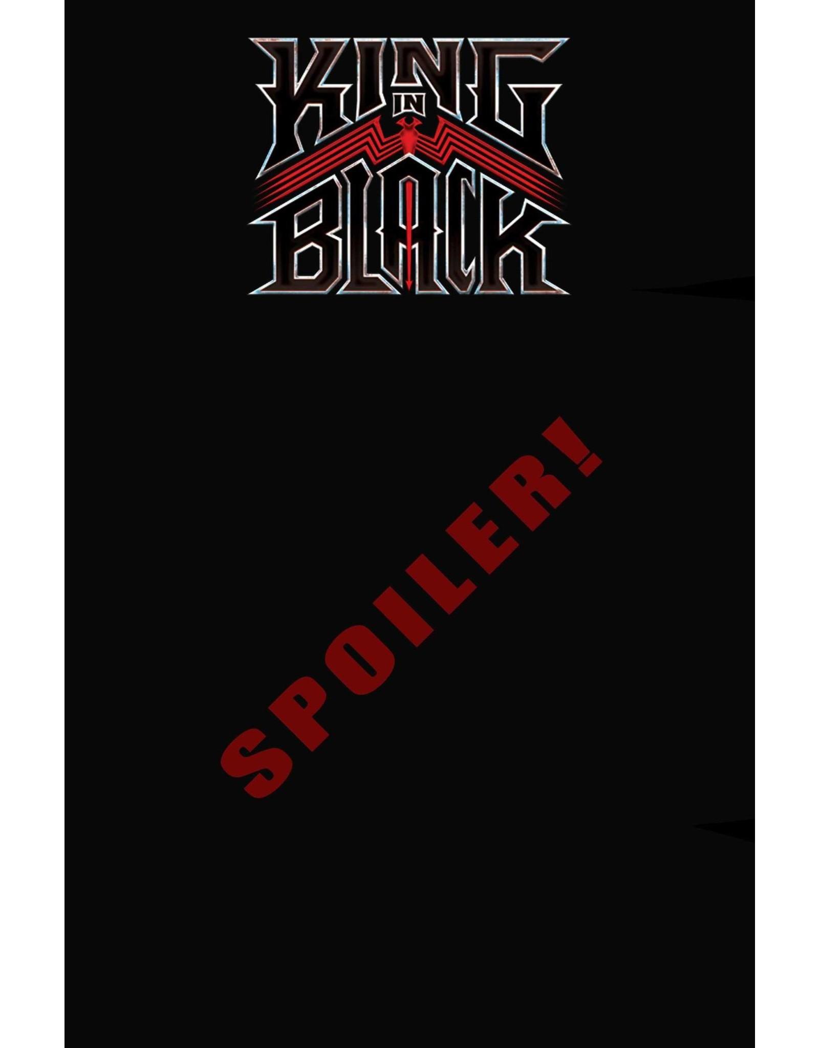 Marvel Comics KING IN BLACK #4 (OF 5) RIVERA SPOILER VAR