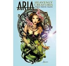 ARIA HEAVENLY CREATURES (ONE-SHOT) CVR A ANACLETO & HABERLIN