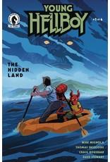 DARK HORSE COMICS YOUNG HELLBOY THE HIDDEN LAND #1 (OF 4)