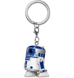 Funko! Funko Pop! Keychain: Star Wars - R2D2