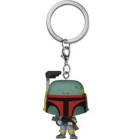 Funko! Funko Pop! Keychain: Star Wars - Boba Fett