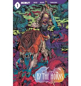 SCOUT COMICS BY THE HORNS #1 (OF 6) 1:10 MARIA LOPEZ UNLOCKED CVR B