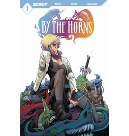 SCOUT COMICS BY THE HORNS #1 (OF 6) CVR A MUHR