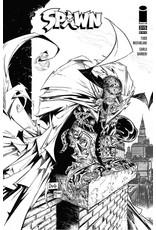 Image Comics SPAWN #315 CVR E CAPULLO & MCFARLANE B&W