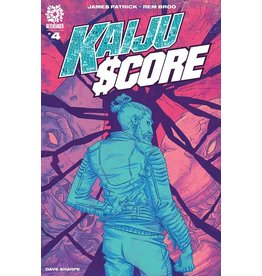 AFTERSHOCK COMICS KAIJU SCORE #4