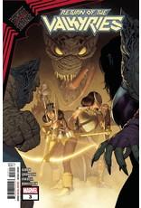 Marvel Comics KING IN BLACK RETURN OF VALKYRIES #3 (OF 4)