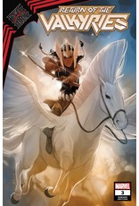 Marvel Comics KING IN BLACK RETURN OF VALKYRIES #3 (OF 4) NOTO VALKYRIE PR