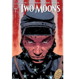 Image Comics TWO MOONS #1 CVR A GIANGIORDANO