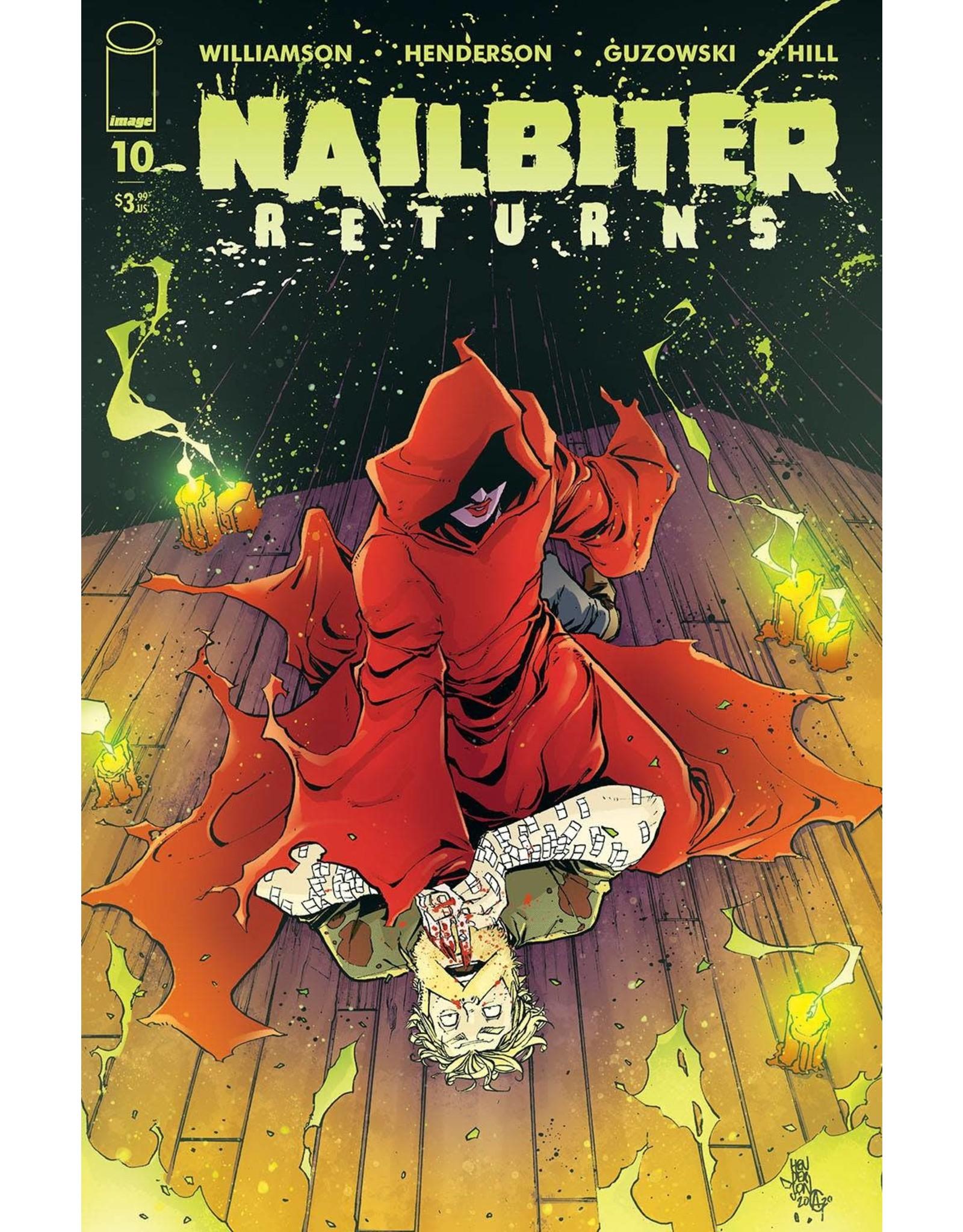 Image Comics NAILBITER RETURNS #10