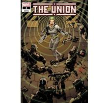 THE UNION #3 (OF 5) JOHNSON VAR