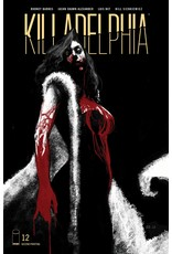 Image Comics KILLADELPHIA #12 2ND PTG
