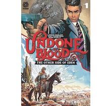 UNDONE BY BLOOD OTHER SIDE OF EDEN #1 CVR A KIVELA & WORDIE