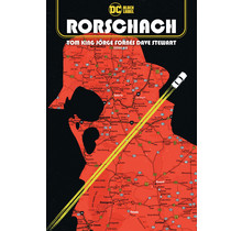 RORSCHACH #6 (OF 12) CVR A JORGE FORNES
