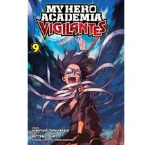 MY HERO ACADEMIA VIGILANTES GN VOL 09