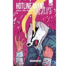 HOTLINE MIAMI WILDLIFE #7 (OF 8)