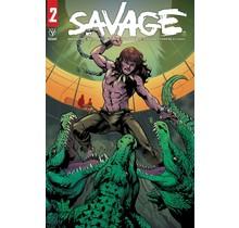 SAVAGE (2020) #2 CVR A TO
